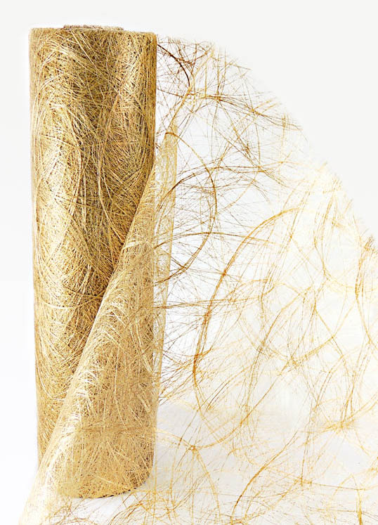 sizoweb tischvlies tischl ufer 25m x 30cm gold ebay. Black Bedroom Furniture Sets. Home Design Ideas